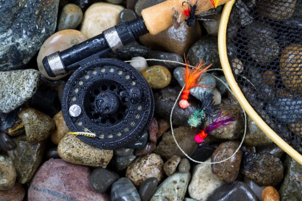 fly fishing types of reels