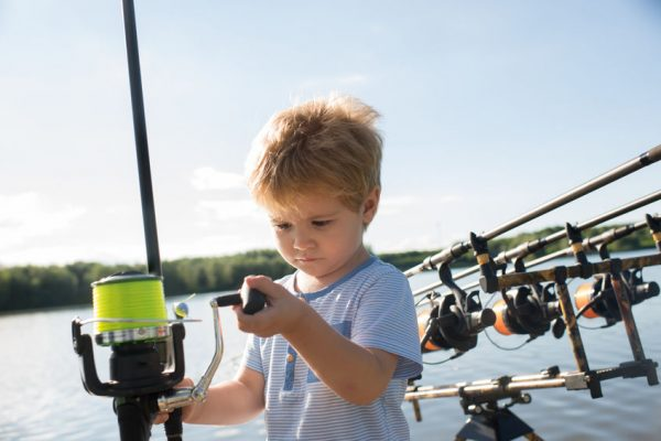 best types of fishing reels
